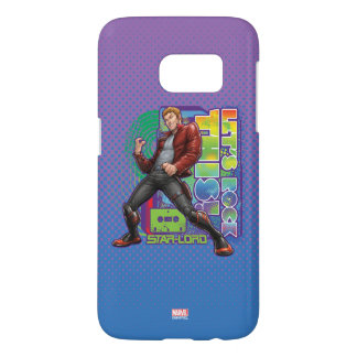 Guardians of the Galaxy | Let's Rock This! Samsung Galaxy S7 Case