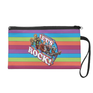 Guardians of the Galaxy | Let's Rock! Wristlet