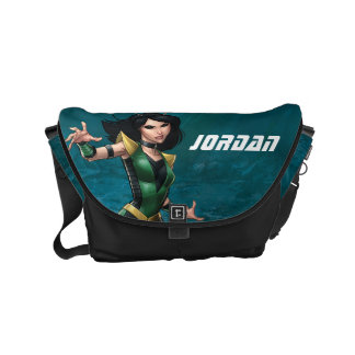 Guardians of the Galaxy | Mantis Character Art Courier Bag