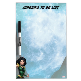 Guardians of the Galaxy | Mantis Character Art Dry Erase Board