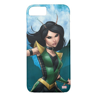Guardians of the Galaxy | Mantis Character Art iPhone 8/7 Case