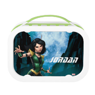 Guardians of the Galaxy | Mantis Character Art Lunch Box