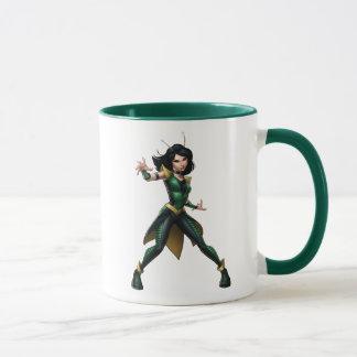 Guardians of the Galaxy   Mantis Character Art Mug