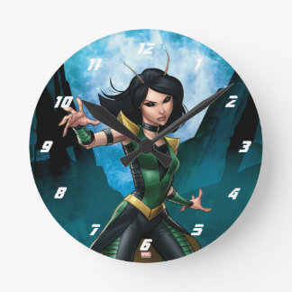 Guardians of the Galaxy | Mantis Character Art Round Clock