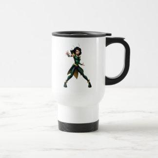 Guardians of the Galaxy   Mantis Character Art Travel Mug