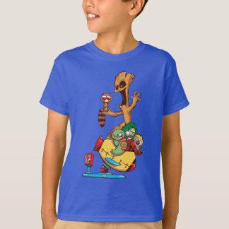 Guardians of the Galaxy   Mechanical Rocket Ride T-Shirt