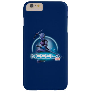 Guardians of the Galaxy | Nebula Character Badge Barely There iPhone 6 Plus Case