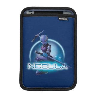 Guardians of the Galaxy | Nebula Character Badge iPad Mini Sleeve
