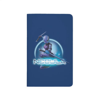 Guardians of the Galaxy | Nebula Character Badge Journal