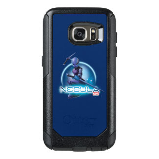 Guardians of the Galaxy | Nebula Character Badge OtterBox Samsung Galaxy S7 Case