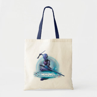 Guardians of the Galaxy | Nebula Character Badge Tote Bag