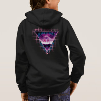 Guardians of the Galaxy | Neon Superimposed Logo Hoodie