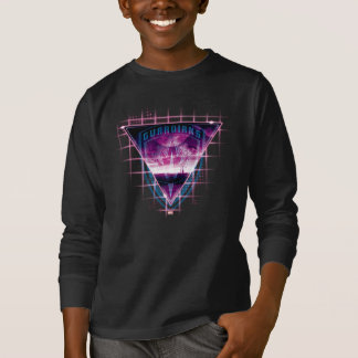 Guardians of the Galaxy | Neon Superimposed Logo T-Shirt