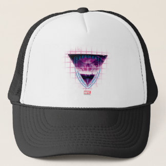 Guardians of the Galaxy | Neon Superimposed Logo Trucker Hat