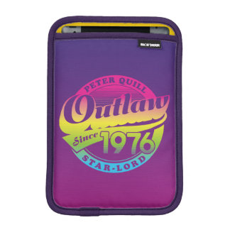 Guardians of the Galaxy | Outlaw Since 1976 iPad Mini Sleeve