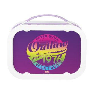 Guardians of the Galaxy | Outlaw Since 1976 Lunch Box