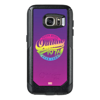 Guardians of the Galaxy | Outlaw Since 1976 OtterBox Samsung Galaxy S7 Case