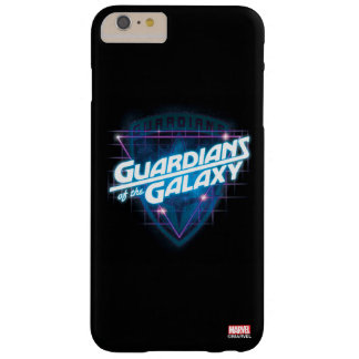 Guardians of the Galaxy | Retro Logo Barely There iPhone 6 Plus Case