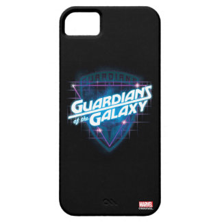 Guardians of the Galaxy | Retro Logo iPhone 5 Covers