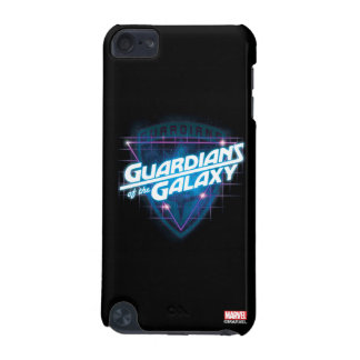 Guardians of the Galaxy | Retro Logo iPod Touch (5th Generation) Cover