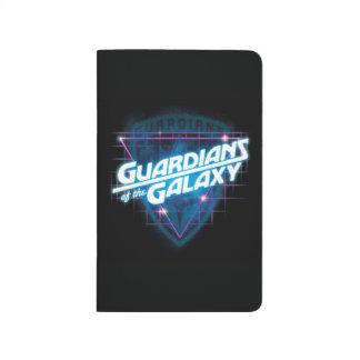 Guardians of the Galaxy | Retro Logo Journal