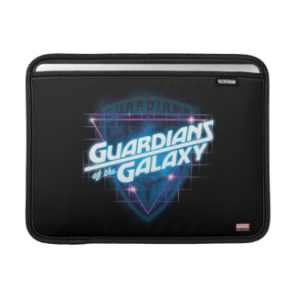 Guardians of the Galaxy | Retro Logo MacBook Sleeve