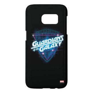 Guardians of the Galaxy | Retro Logo Samsung Galaxy S7 Case