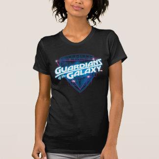 Guardians of the Galaxy   Retro Logo T-Shirt