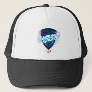 Guardians of the Galaxy | Retro Logo Trucker Hat