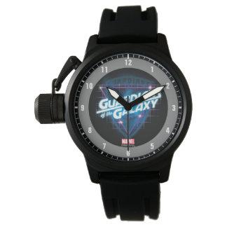 Guardians of the Galaxy   Retro Logo Watch