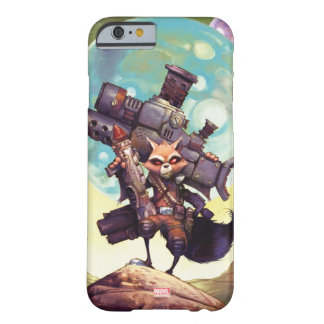 Guardians of the Galaxy | Rocket Armed & Ready Barely There iPhone 6 Case