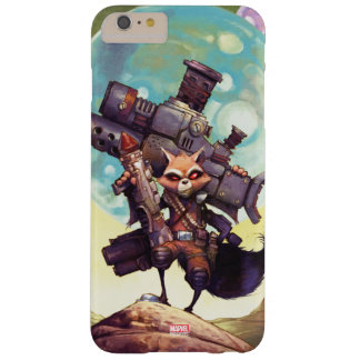 Guardians of the Galaxy | Rocket Armed & Ready Barely There iPhone 6 Plus Case