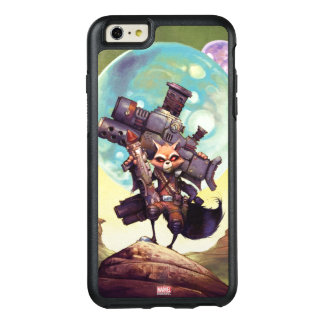 Guardians of the Galaxy | Rocket Armed & Ready OtterBox iPhone 6/6s Plus Case