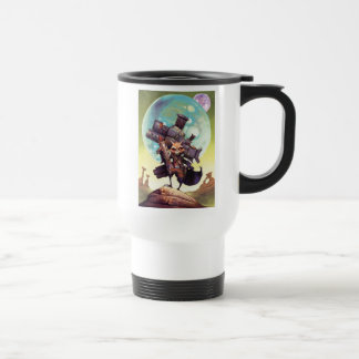 Guardians of the Galaxy | Rocket Armed & Ready Travel Mug