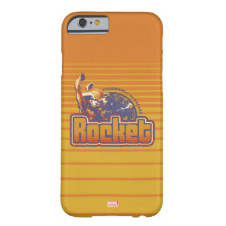 Guardians of the Galaxy | Rocket Character Badge Barely There iPhone 6 Case