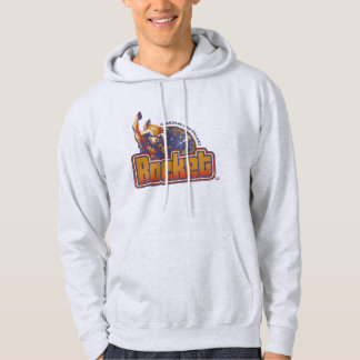 Guardians of the Galaxy | Rocket Character Badge Hoodie