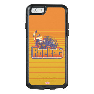Guardians of the Galaxy | Rocket Character Badge OtterBox iPhone 6/6s Case