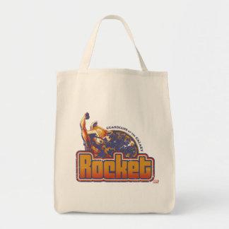 Guardians of the Galaxy | Rocket Character Badge Tote Bag