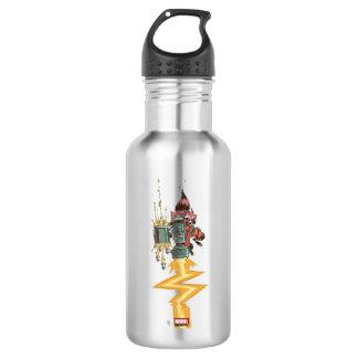 Guardians of the Galaxy | Rocket Full Blast 532 Ml Water Bottle