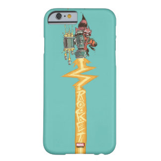 Guardians of the Galaxy | Rocket Full Blast Barely There iPhone 6 Case