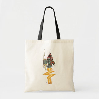 Guardians of the Galaxy | Rocket Full Blast Tote Bag