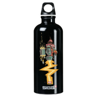 Guardians of the Galaxy | Rocket Full Blast Water Bottle
