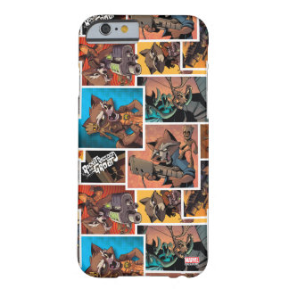 Guardians of the Galaxy | Rocket & Groot Collage Barely There iPhone 6 Case