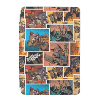 Guardians of the Galaxy | Rocket & Groot Collage iPad Mini Cover