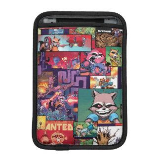 Guardians of the Galaxy   Rocket & Groot Pattern iPad Mini Sleeve