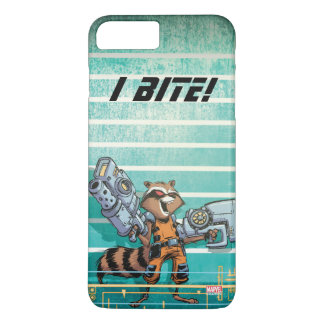 Guardians of the Galaxy | Rocket Mugshot Case-Mate iPhone Case
