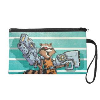 Guardians of the Galaxy | Rocket Mugshot Wristlet