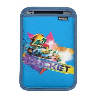 Guardians of the Galaxy   Rocket Neon Graphic iPad Mini Sleeve