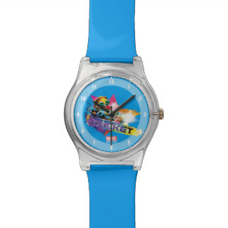 Guardians of the Galaxy | Rocket Neon Graphic Wristwatch