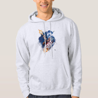 Guardians of the Galaxy | Rocket Riding Missile Hoodie